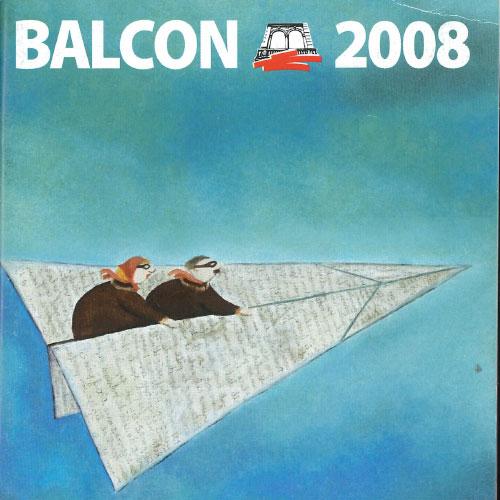 Programme Théâtre du Balcon Festival d'Avignon 2008