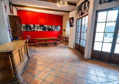 Hall du théâtre du Balcon
