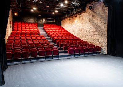 Scène du Scène du Théâtre du Balcon côté cour