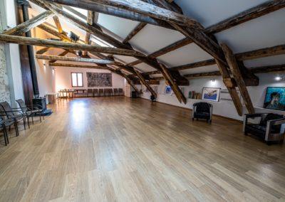 Salle de répétition et réunion au 1er étage