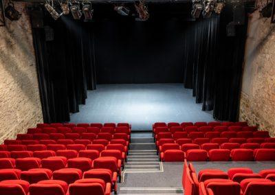 Salle de spectacle du Théâtre du Balcon