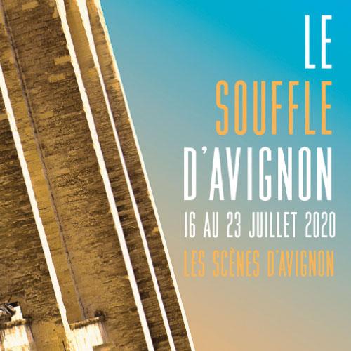Programme Théâtre du Balcon Festival d'Avignon 2020