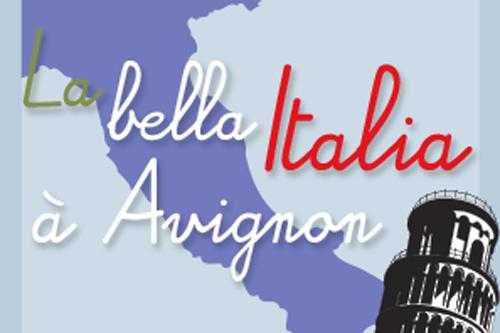 La bella tialia à Avignon